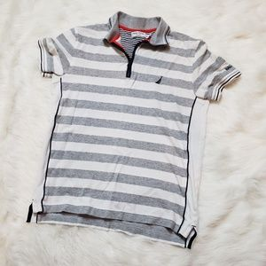 Men's Nautica Slim Fit Polo (small)
